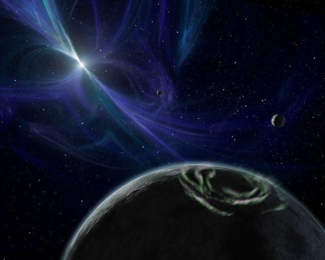 Image Credit: NASA Spitzer Science Center