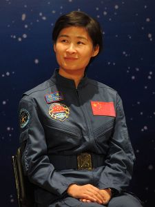 Chinese astronaut Liu Yang. Credit: Tksteven (Wikipedia).