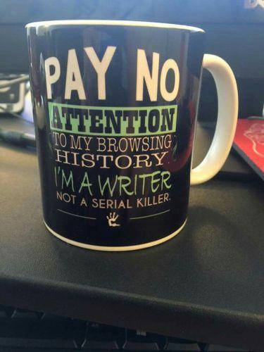 WritersMug