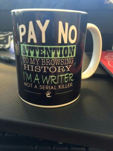 WritersMug